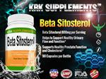 Beta Sitosterol 800mg per serving 90 Capsules KRK Supplements