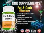 Fat and Carb Blocker 90 Capsules KRK Supplements